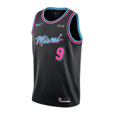 Kelly Olynyk Nike Miami HEAT Vice Nights Swingman Jersey - 1