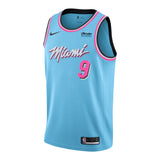 Kelly Olynyk Nike Miami HEAT ViceWave Swingman Jersey - 1