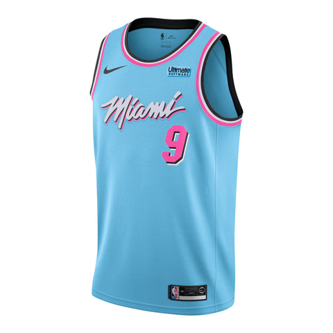 Kelly Olynyk Nike Miami HEAT ViceWave Swingman Jersey