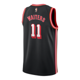 Dion Waiters Nike Miami HEAT Youth Classic Edition Jersey - 2