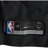 Dwyane Wade Nike Icon Black Authentic Jersey - 5
