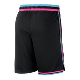 Nike Miami HEAT Vice Nights Youth Swingman Shorts - 2