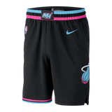 Nike Miami HEAT Vice Nights Youth Swingman Shorts - 1