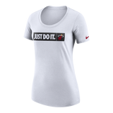 Nike Miami HEAT Ladies Just Do It Tee - 1