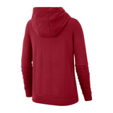 Nike Ladies Wordmark Full Zip Essential Hoodie - 2