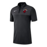 Nike Miami HEAT Short Sleeve Statement Polo - 1