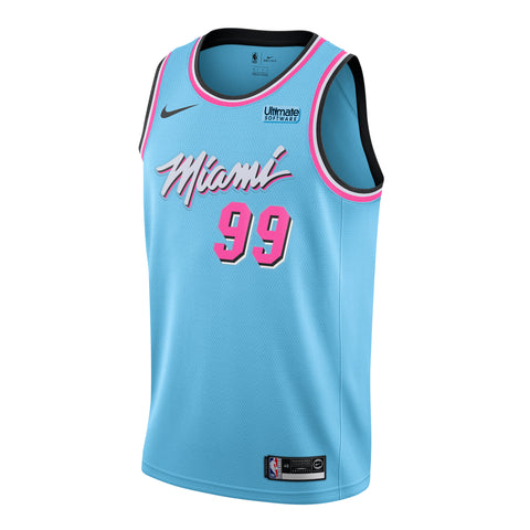 Jae Crowder Nike Miami HEAT ViceWave Swingman Jersey