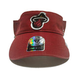 '47 Miami HEAT Club House Visor - 1