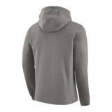 Nike Miami HEAT Grey Pull Over Hoodie - 2