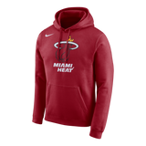 Nike Miami HEAT Red Pull Over Hoodie - 1