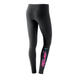 Nike Miami HEAT City Edition Ladies Leg-A-See Tights - 2