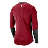 Nike Miami HEAT Long Sleeve On-Court Shooter - 2