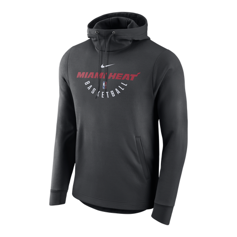 Nike Miami HEAT Youth Practice Therma Hoodie