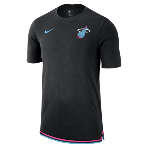 Nike Miami HEAT Vice Nights DNA Essential Tee