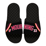 ISlide Miami HEAT Alonzo Mourning Sandals - 1