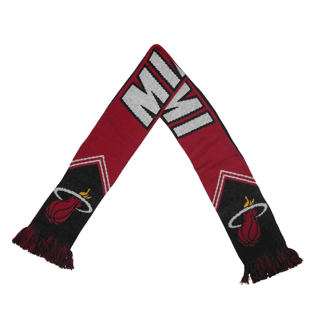 Miami HEAT Reversible Stripe Scard - featured image