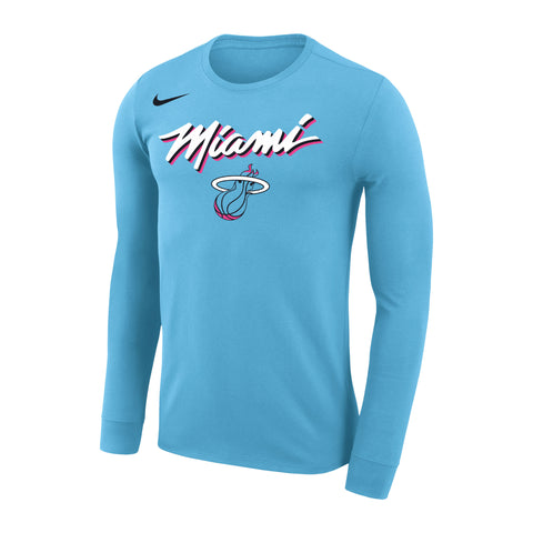 Nike ViceWave Long Sleeve Miami Legend Tee