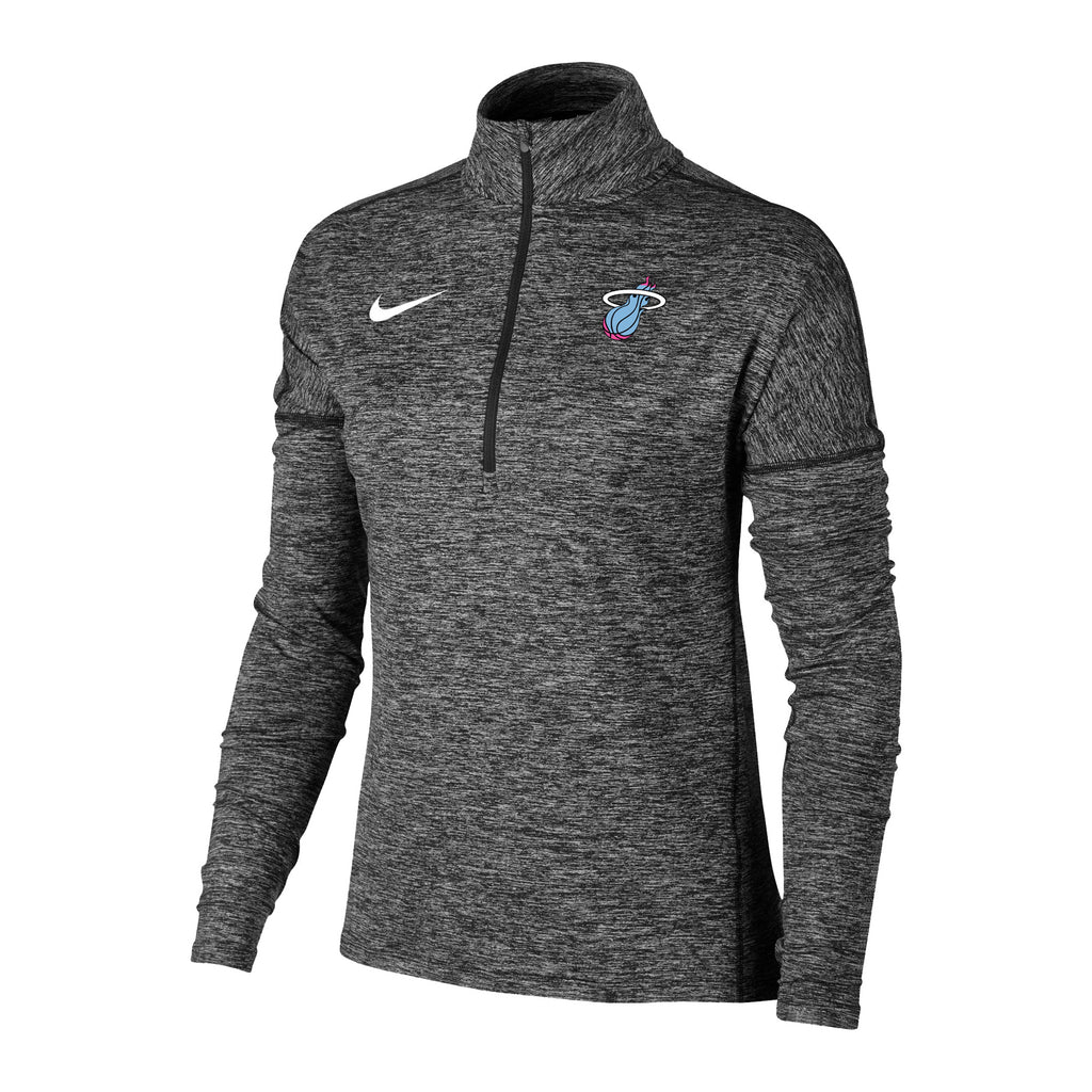 Nike ViceWave Ladies Heather Half-Zip Jacket - featured image