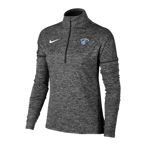 Nike ViceWave Ladies Heather Half-Zip Jacket