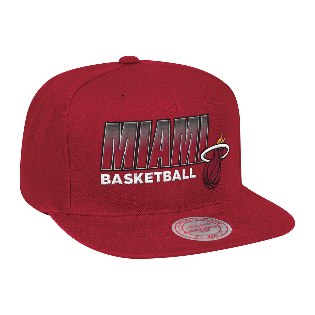 Mitchell & Ness Score Keeper Snapback - featured image
