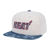 Mitchell & Ness Vacation Linen Snapback - 1