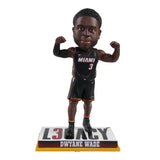 Forever Collectibles L3GACY Dwyane Wade Bobble Head - 1