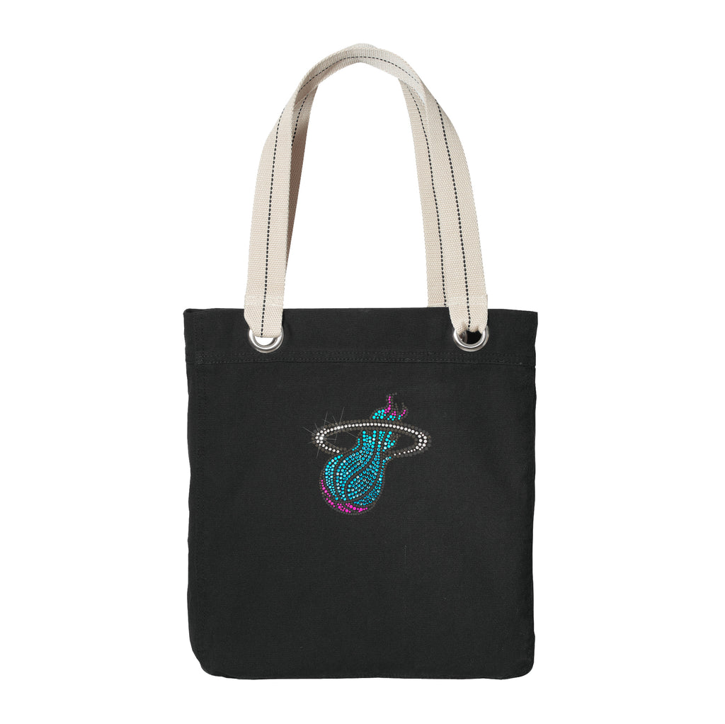 Bling it On Miami HEAT Vice Nights Bling Tote - featured image