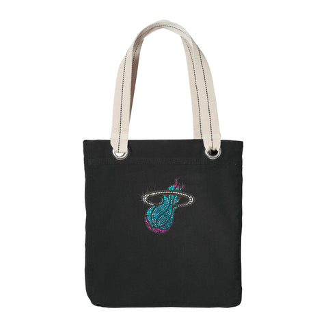 Bling it On Miami HEAT Vice Nights Bling Tote