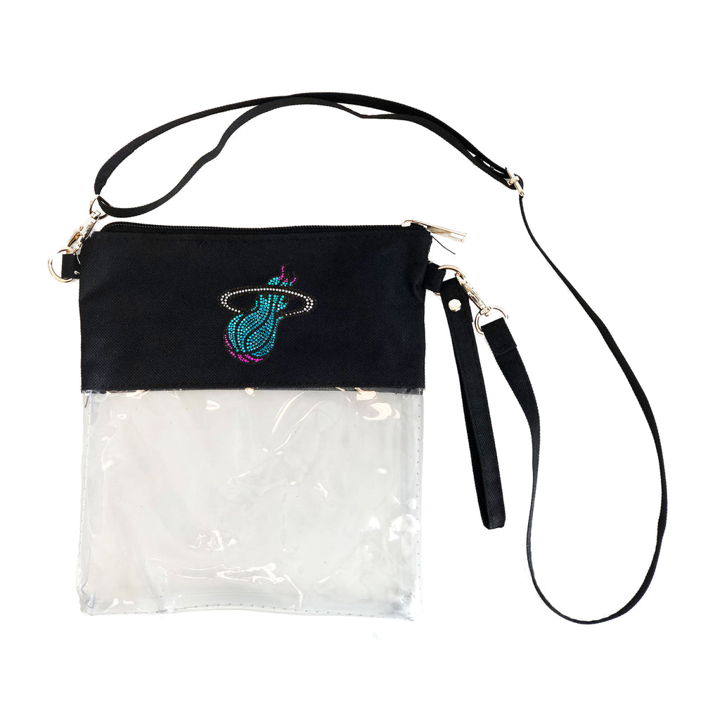Bling it On Miami HEAT Vice Nights Bling Handbag Clutch - featured image