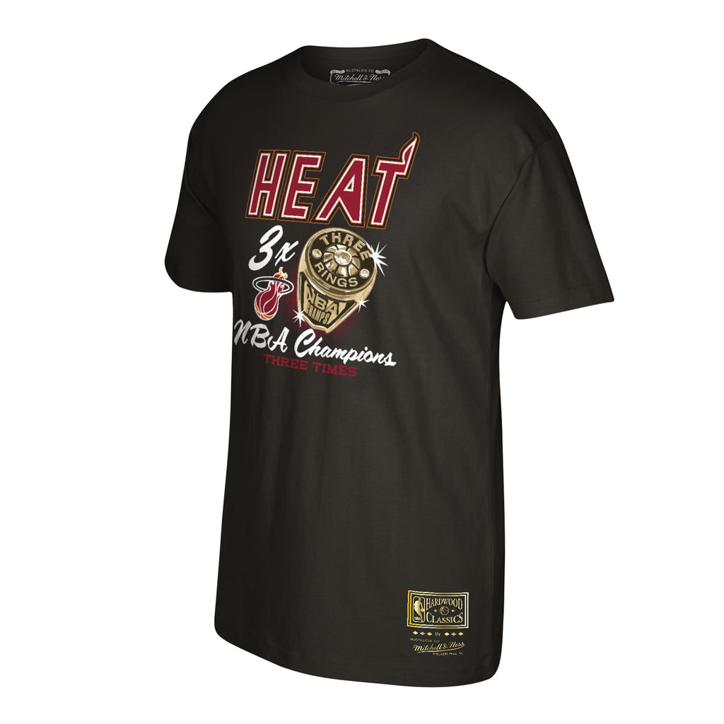 Mitchell & Ness VIP Bling Rings Tee - featured image