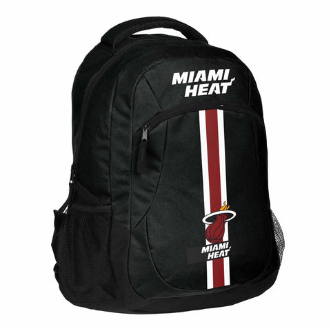 Forever Collectibles Miami HEAT Action Backpack