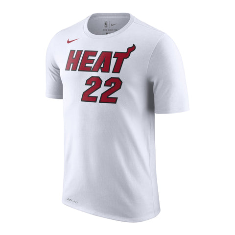 Jimmy Butler Nike Association White Name & Number Youth Tee