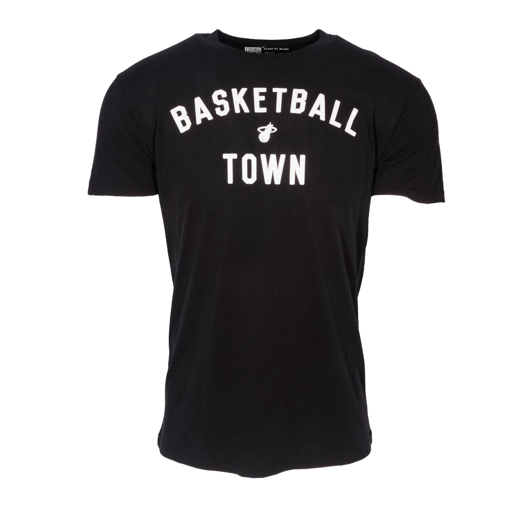 Court Culture Men Basketball Town Tee - featured image