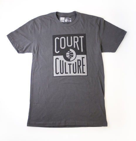 Court Culture Logo T-Shirt