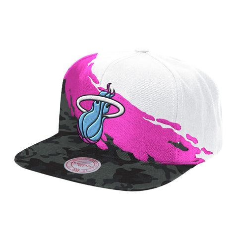 Mitchell & Ness Vice Nights Camo Snapback