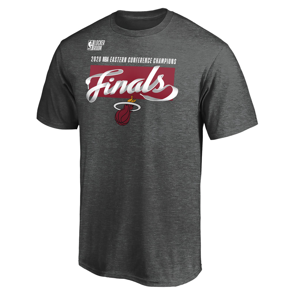 Fanatics Eastern Conference Champion HEAT Locker Room Tee - featured image