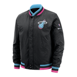 Nike Miami HEAT Vice Nights Courtside Jacket - 1
