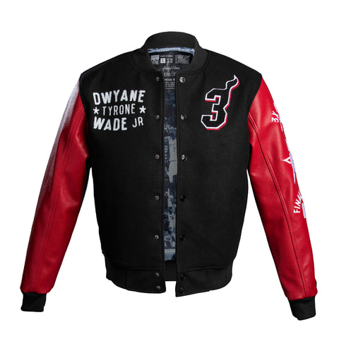 Court Culture Wade L3GACY Letterman Jacket