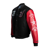 Court Culture Wade L3GACY Letterman Jacket - 3