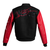 Court Culture Wade L3GACY Letterman Jacket - 2