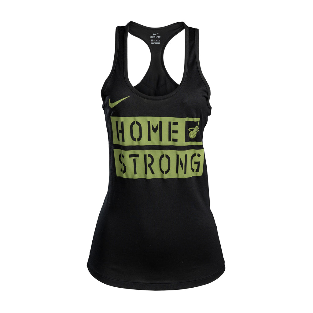 Nike Miami HEAT Ladies Home Strong Tank - featured image