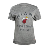 Sportiqe Miami HEAT Ladies Denise Tee - 1