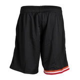 Mitchell & Ness Miami HEAT Swingman Shorts Black - 2