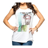 Court Culture Scenic Panel Ladies Muscle Tank - 2