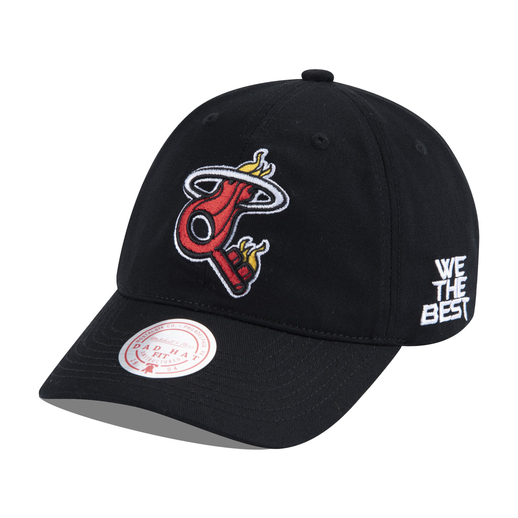 Mitchell & Ness Dj Khalex Remix Dad Hat - featured image