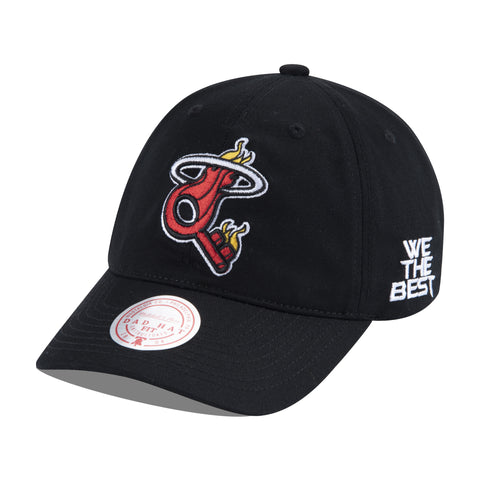 Mitchell & Ness Dj Khalex Remix Dad Hat