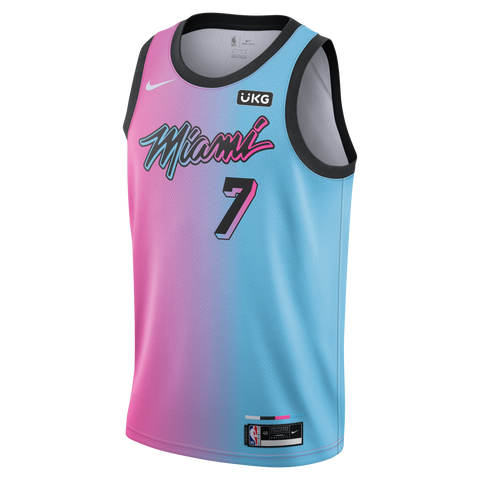 Goran Dragic Nike ViceVersa Swingman Jersey