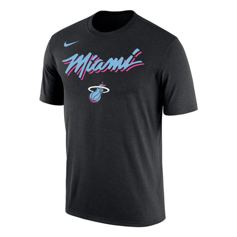 Nike Miami HEAT Vice Nights Dri-Fit MIAMI Tee