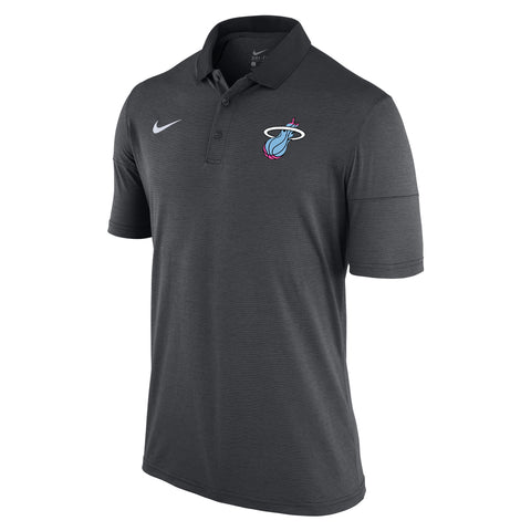 Nike Miami HEAT Vice Nights Dry Polo