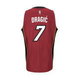 Goran Dragic Miami HEAT adidas Swingman Jersey - 4
